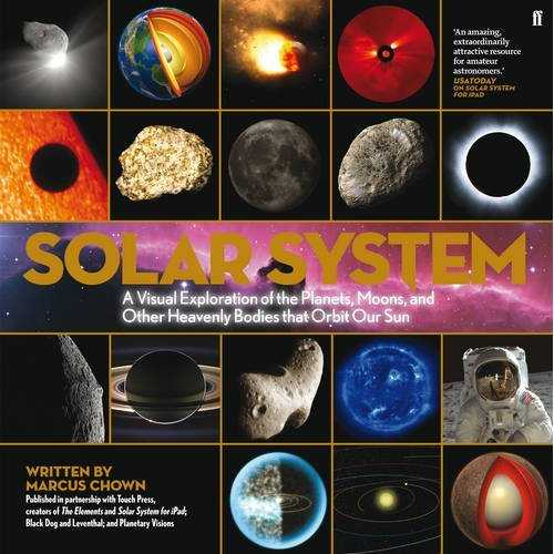 Solar System book image