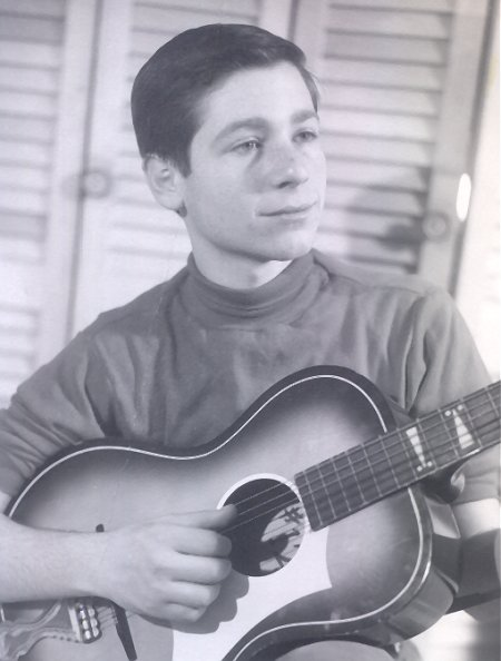 Young Dr. SETI, folk singer and freedom rider