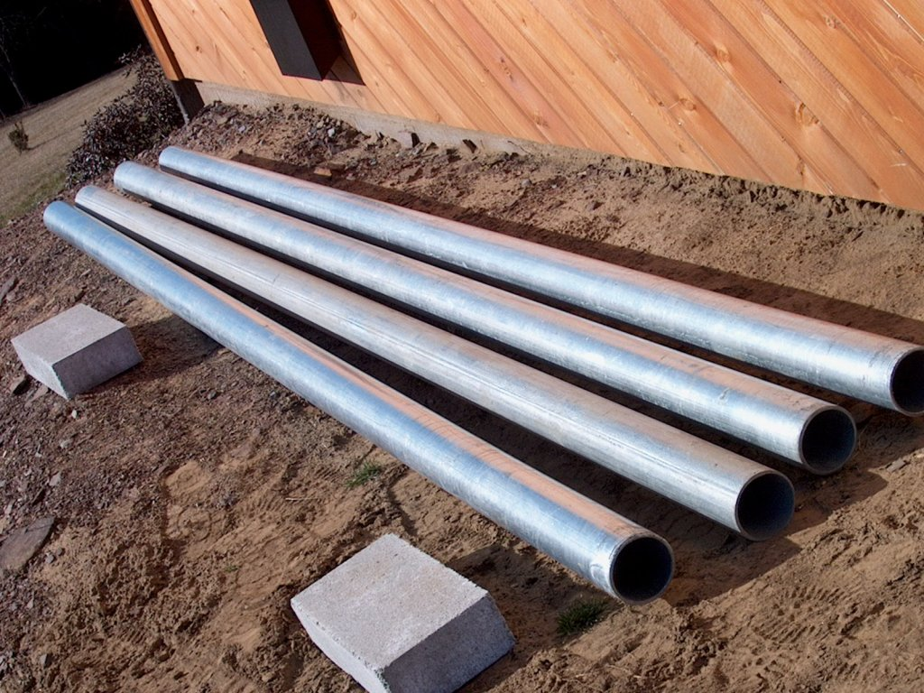 Aluminum pipe weight of schedule